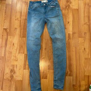 🍁BUNDLE & SAVE 50%🍁 Light Blue Garage Jeans